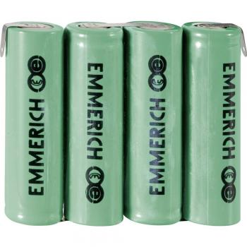 Akumulatorski paket Emmerich Ready to Use Mignon 4, 8 V
