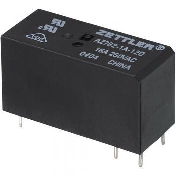 Zettler Electronics AZ762-1A-48DE-Miniaturni jakostni rele, 16A, 48V/DC, 1 delovni kontakt