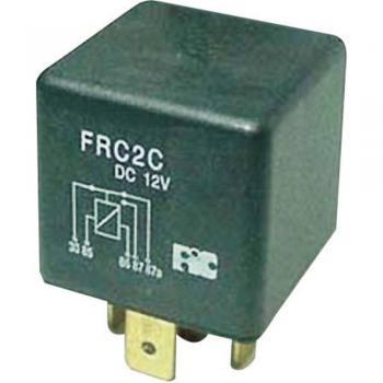 Avtomobilski rele FiC FRC2C-1-DC12V 12 V/DC 1 prek