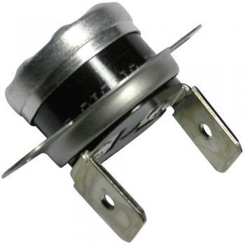 Bimetalna stikala 250 V 10 A temperatura odpiranja (± 5°C) 70 °C temperatura zapiranja 55 °C ESKA 36TXE21-611814
