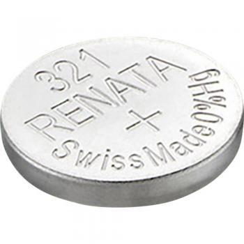 Gumbna baterija 321 srebrovo-oksidna Renata SR65 14.5 mAh 1.55 V, 1 kos