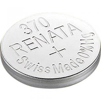 Gumbna baterija 370 srebrovo-oksidna Renata SR69 primerna za visoke tokove 40 mAh 1.55 V, 1 kos