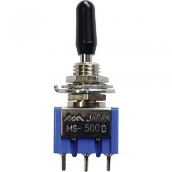 Miyama miniaturno nagibno stikalo MS- 500-P-BC 4 x vklop/vklop zaskočno/zaskočno 125 V/AC