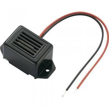Miniaturni brenčač KPMB serije, glasnost: 70 dB 1,3 - 2 V/DC KPMB-G2315L1-K6439 KEPO