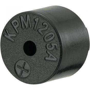 Magnetno brenčalo za vgradnjo, serije KPM, hrup: 85 dB, 5 V/Dserije KPM, hrup: 85 dB, 5 V/D KPM-G1205A-K6327 KEPO