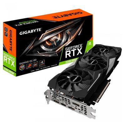 RTX 2080 SUPER 8GB Gigabyte Gaming OC 8GB Triple Slot- 3Fan