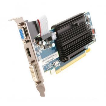 Sapphire R5 230 2GB passiv DDR3,HDMI,DVI,1S,LP
