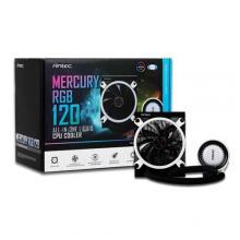 Mercury M120 RGB Antec vodno hlajenje
