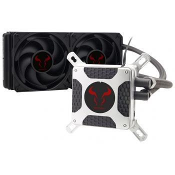 Hladilnik Intel/Amd RIOTORO BiFrost 240 2x120mm vodno hlajenje