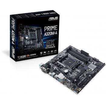 AMD AM4 ASUS PRIME A320M-A M-ATX, 4xD4 2667