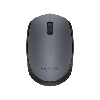 Logitech miška M170 Wireless, siva