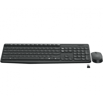 Logitech MK235 brezžični komplet