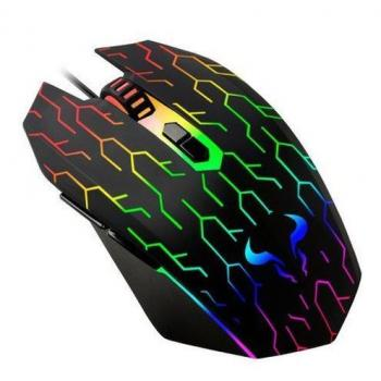 RioToro Uruz Z5 Lighting RGB USB miška