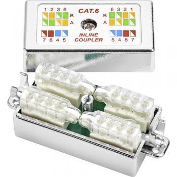 Connection Box primeren za: CAT 6 Renkforce brez orodja
