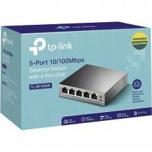 TP-Link TL-SF1005P Switch 5-port PoE funkcija