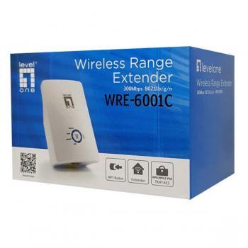 LevelOne ojačevalnik WiFI signala WRE-6001C
