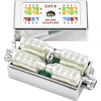 Connection Box primeren za: CAT 6 Renkforce brez orodja