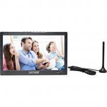 Denver LED-1031 prenosna televizija 25.6 cm 10 palec EEK: a (a++ - e) delovanje na baterije črna