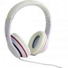 "Gembird stereo slušalke ""Los Angeles"" MHS-LAX-W bele"