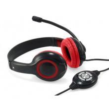CONCEPTRONIC Slušalke USB 2m Kabel, mikrofon