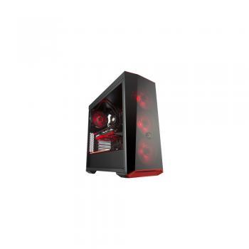 Midi Cooler Master MasterBox Lite 5 RGB black