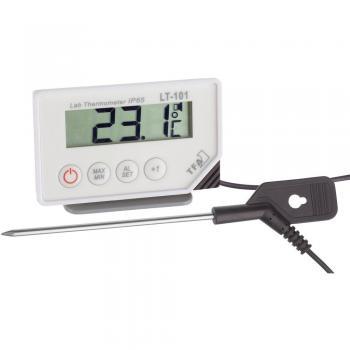Vbodni termometer TFA LT-101 merilno območje temperature -40 do 200 °C vrsta tipala: NTC HACCP-skladen,