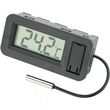 Modul z LCD-prikazom temperature Basetech BT-80, -50 do +70°C, vgradne mere: 59,5 x 25 mm