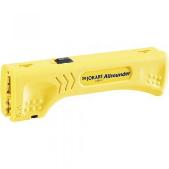 Jokari snemalnik izolacije za okrogle in ploščate kable, (okrogli/upogljivi vodniki) 4 - 15 mm/1,5 - 50 mm2, 30900
