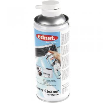 Pršilo s stisnjenim zrakom Ednet Power Cleaner, gorljivo, 63004, 400 ml