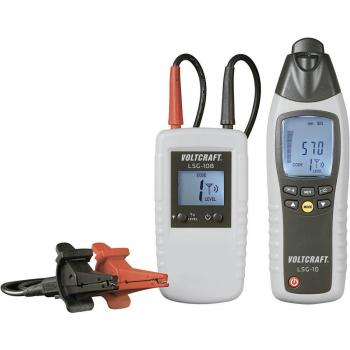 VOLTCRAFT® LSG-10 merilnik napeljav, iskalnik kablov in vodnikov 30€/DAN