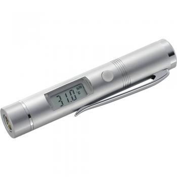 Infrardeči termometer Basetech MINI 1 optika 1:1 -33 do +220 °C kalibracija narejena po: delovnih standardih