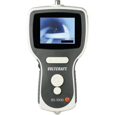 "VOLTCRAFT endoskop BS-1000T +8,89 cm (3,5"") LCD + reža za SD-kartice + zoom + kovček"