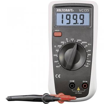 Ročni multimeter, digitalni VOLTCRAFT VC135, CAT III 600 V