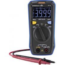 Basetech BT-22 ročni multimeter digitalni CAT III 600 V Prikaz (štetje): 4000