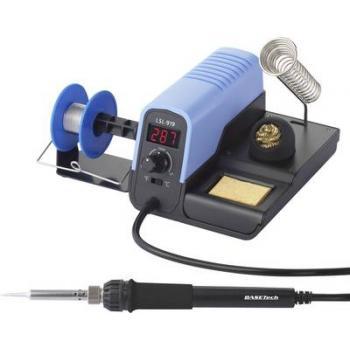 Basetech LSL-919 spajkalna postaja digitalni 30 W 160 - 480 °C vklj. spajkalna palica