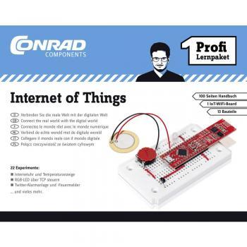 Učni paket Conrad Components profi učni paket Internet of Things 10215 od 14. leta starosti