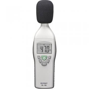 VOLTCRAFT SL-100 merilnik glasnosti, merilnik hrupa 31.5 Hz - 8 kHz