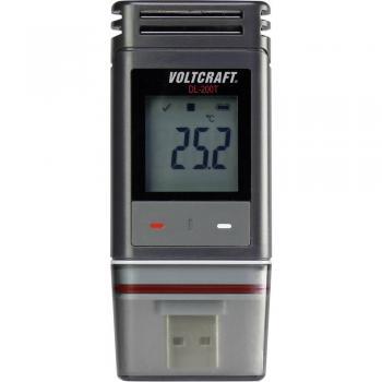 VOLTCRAFT DL-200T zapisovalnik podatkov o temperaturi