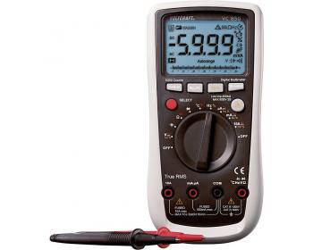 VOLTCRAFT VC850 ročni, digitalni multimeter