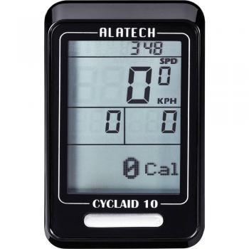 Kolesarski računalnik Alatech z bluetoothom BT4.0 CB300 Cyclaid 10