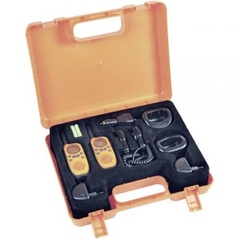 Komplet radijskih postaj PMR Topcom Twintalker 9100 v kovčku RC-6404