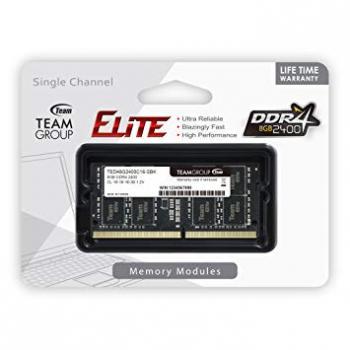 TEAM Group D4 2400 8GB C16 Team Elite DDR4