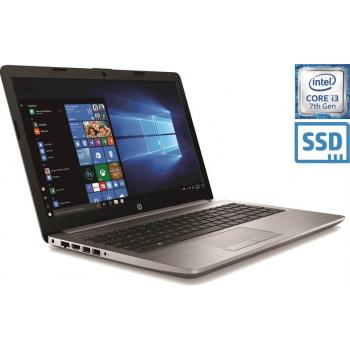 "Notesnik HP 39,6 cm (15,6"") 250 1920x1080 i3-7020U 4GB SSD 256 GB Win 10 Home"