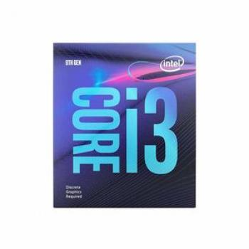 Intel procesor Core i3-9100F, Coffee Lake