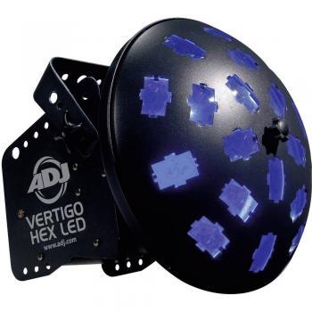 LED reflektor za svetlobne učinke št..LED: 2 American DJ Vertigo HEX LED 1222300015
