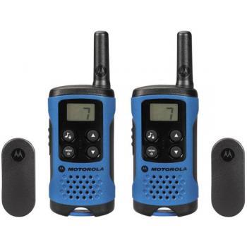 Motorola T41-PMR radijska postaja 2-delni komplet, modra