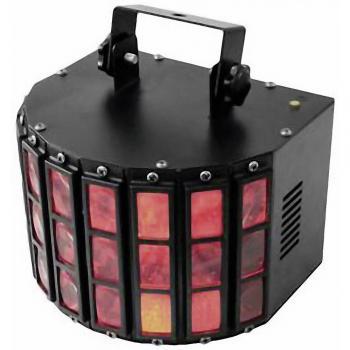 LED-reflektor za svetlobne učinke Eurolite Mini D-5, 6 x LED