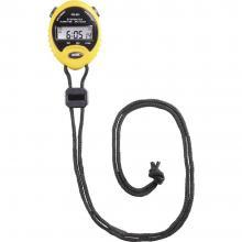 Digitalna štoparica Basetech BT-SWR, rumena, črna