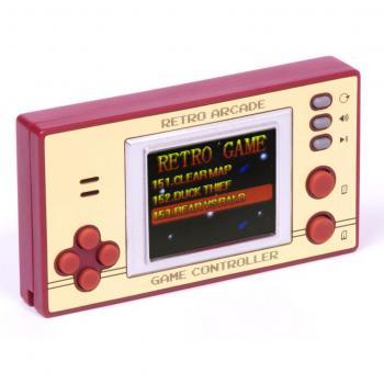 ORB-Retro Arcade Games vključno z 153 8-Bit igrami