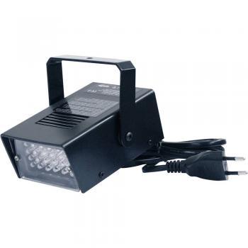 LED disko stroboskop reflektor Eurolite